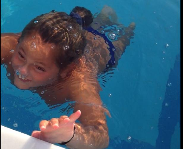 χρηστακος κολύμπι 4αμεα